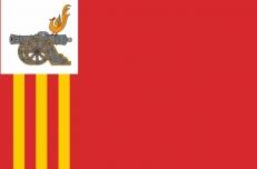 Двухсторонний флаг Смоленска фото