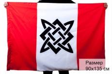Флаг «Солнце славян» фото