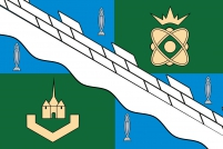 Флаг Соснового Бора