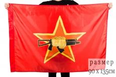 """Флаг """"Спецназ Краповые Береты"""" фото"""