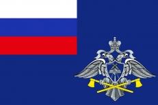 Флаг Спецстроя России фото