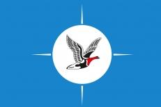 Флаг Таймырского Долгано-Ненецкого района фото