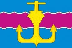 Флаг Темрюкского района фото