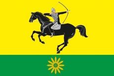 Флаг Тихорецкого района фото
