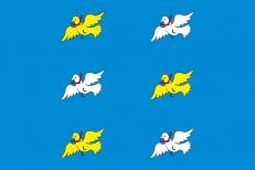 Флаг Торжка фото
