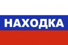 Флаг триколор Находка фото