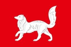 Флаг Туруханского района фото
