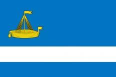 Флаг Тюмени фото