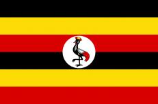 Флаг Уганды фото