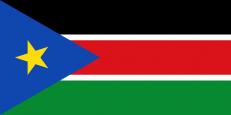 Флаг Южного Судана фото