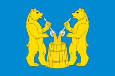 Флаг Устьянского района фото