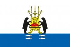 Флаг Великого Новгорода фото