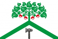 Флаг Верхней Салды фото