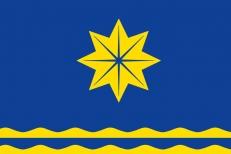 Флаг Волжского фото