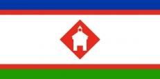 Флаг Якутска фото