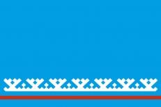 Флаг Ямало-Ненецкого автономного округа фото