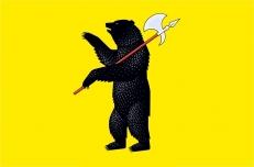 Флаг Ярославской области фото