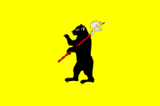 Двухсторонний флаг Ярославской области фото
