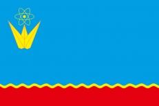 Флаг Зеленогорска фото
