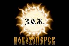 Флаг ЗОЖ Новохоперск фото