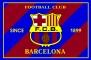 "Флаг ""FC Barselona-2"""