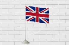 Флажок настольный Великобритания фото