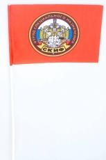 Флажок на палочке «16 отряд спецназа ВВ Скиф» фото