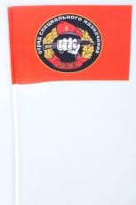 Флажок на палочке «23 отряд спецназа ВВ Оберег» фото