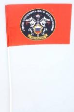 Флажок на палочке «25 отряд спецназа ВВ Меркурий» фото