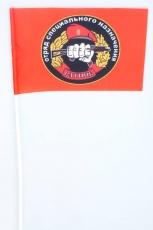 Флажок на палочке «28 отряд спецназа ВВ Ратник» фото