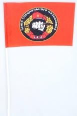 Флажок на палочке «604 ЦСН ВВ МВД» фото