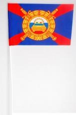 Флажок на палочке «ДПС МВД РФ» фото