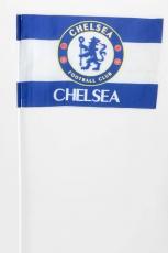 Флажок на палочке «ФК Челси Chelsea» фото