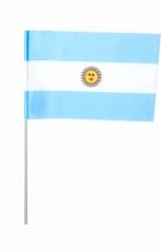 Флажок на палочке «Флаг Аргентины» фото