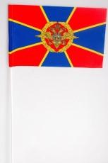 Флажок на палочке «Флаг МВД РФ» фото