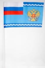 Флажок на палочке «Флаг Росморречфлота» фото