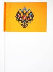 Флажок на палочке «Герб Российской империи» фото