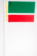 Флажок на палочке «Республика Чечня» фото