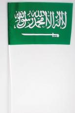 Флажок на палочке «Саудовская Аравия» фото