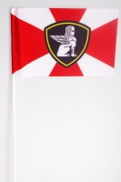 Флажок на палочке «Северо-западное региональное командование»