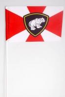 Флажок на палочке «Сибирское региональное командование»