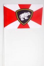 Флажок на палочке «Сибирское региональное командование» фото