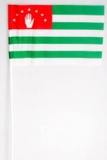 Флажок Абхазии на палочке фото
