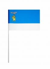 Флажок Белгорода на палочке фото
