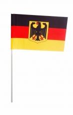 Флажок Германии на палочке фото