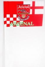 Флажок на палочке ФК «Арсенал» фото