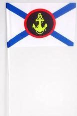 Флажок на палочке «Морская пехота России» фото