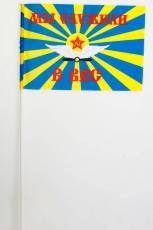 Флажок на палочке «Мы служили в ВВС СССР» фото