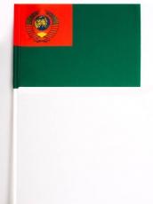 Флажок на палочке «Пограничные войска СССР» фото