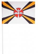 Флажок на палочке «Разведывательные соединения и воинские части» фото